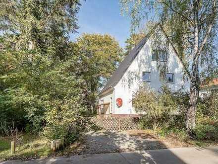 Wunderschönes Grundstück in Potsdam 2 in 1: Wohnen und Kapitalanlage