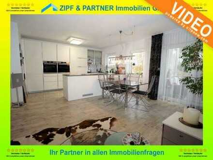 LUDWIGSHAFEN-MELM: MODERNE 4 ZKB 115 m² MAISONETTEN-WOHNUNG 2 BADEZIMMER + BALKON !