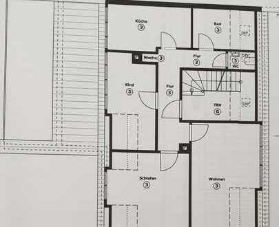 Direkt von Eigentümer schöne Dachgeschosswohnung im Herzen von WN-Beinstein mit Ausbaureserve