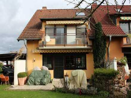 Hattersheim-Eddersheim Wunderbares Reihenendhaus in hervorragender Lage