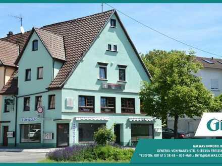 GI** RENDITEOBJEKT !!! Wohn- und Geschäftshaus zentral gelegen in Steinenbronn