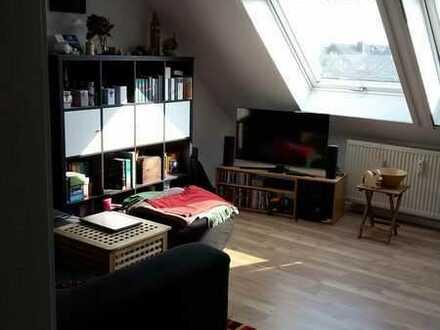 Gepflegte 2-Zimmer Dachgeschosswohnung in 70771 Stetten