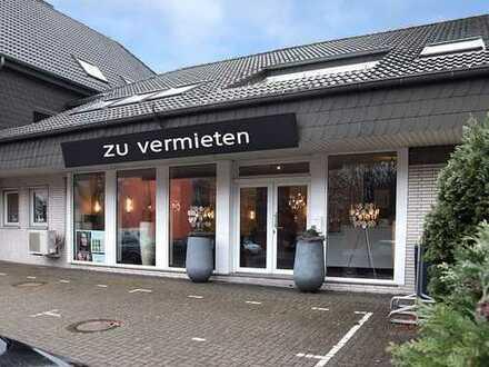 Ladenlokal/Büroräume mit 212 m² Nutzfläche in Voerde zu vermieten