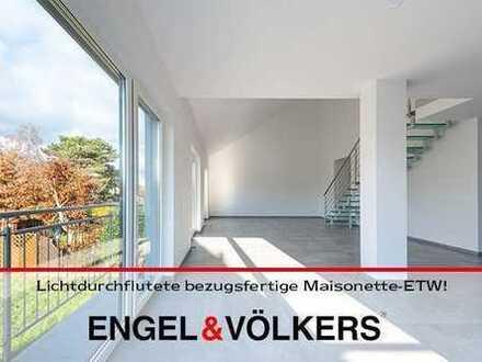 Bezugsfertige Maisonette-ETW mit Balkon in Nähe Deidesheim!