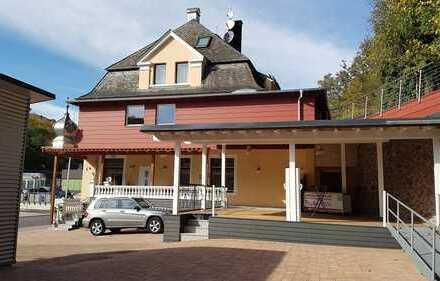 Sanierte Gaststätte/Restaurant mit zentraler Lage in Idar-Oberstein