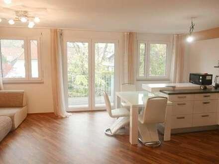 Helle und möblierte 3-Zimmer-Wohnung in ruhiger Lage in S- Ost