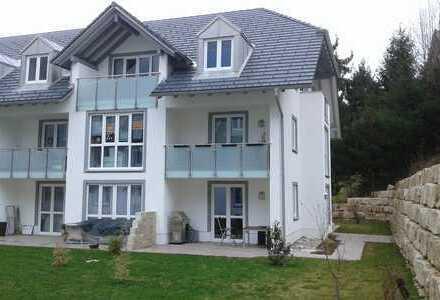 Neubau, 3- Zi.- Wohnung (EG od. 1.OG), ruhige Lage im Badeteil, gute Ausstattung