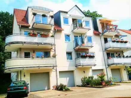 Kapitalanleger - Tolle 2 - Raum WE mit Süd-West- Balkon und PKW Stellplatz WE. Nr.1; vermietet !