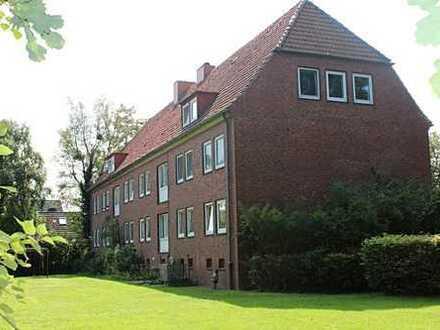 Dachgeschoss Wohnung mit Blick ins Grüne
