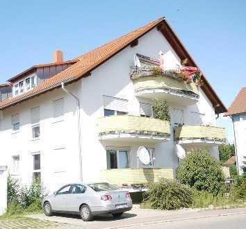 Helle 1-Zimmer-Wohnung mit Balkon in 79206 Breisach