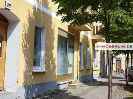 IMMOBERLIN: Interessante vermietete Gewerbeimmobilie in Ruhiglage
