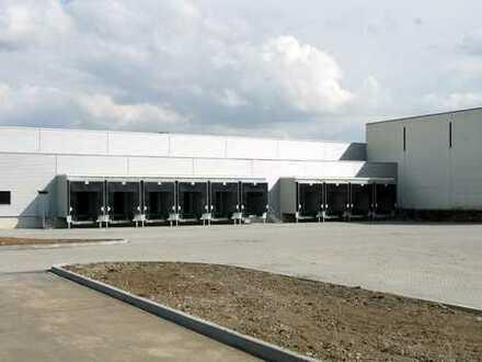Lager- und Logistikflächen direkt an der A5 - provisionsfrei