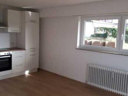 Vollständig renovierte 2-Zimmer-Wohnung mit EBK in Lonsee-Halzhausen