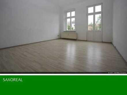 2 Raum Etagenwohnung mit Wannenbad und 2 Balkonen!
