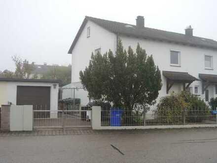 Doppelhaus mit schönem großen Garten in ruhiger Lage von Burghausen