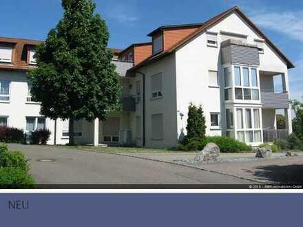 2-Zimmer Wohnung im 1. OG in Satteldorf zu vermieten