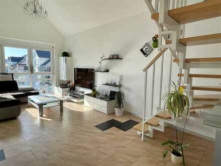 *Exklusive 3,5- Zimmer-Maisonette-Wohnung in Renningen- Malmsheim in Top Lage!*
