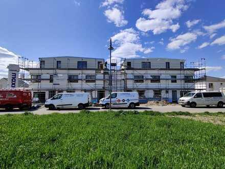 3-Raum-Wohnung (A-Whg. 6) im 1. OG in Großpösna mit Blick ins Grüne