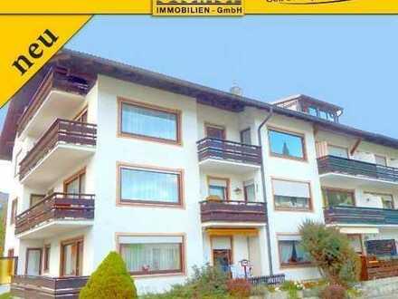 3-Zimmer-Wohnung mit Eck-Terrasse, Süd-West-Lage, Keller, PKW-Stellplätz