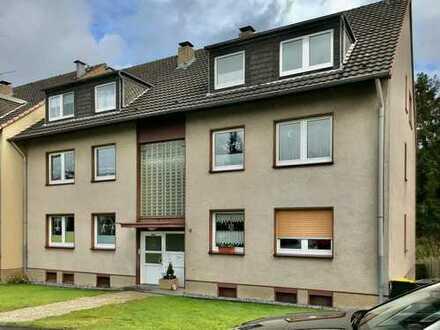 Renovierte 3,5 Raumwohnung in Bochum Weitmar mit WBS zu vermieten