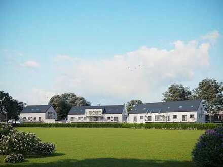 Sonniger Südostbalkon: Moderne 3-Zimmer-Wohnung in zentraler Lage in Moosburg