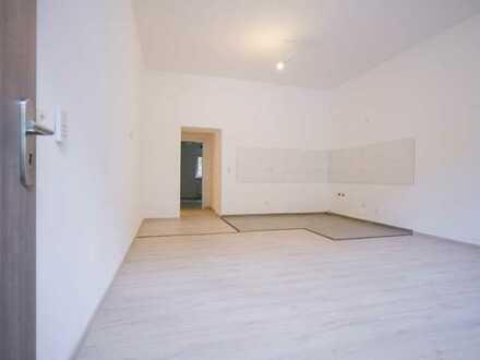 Sanierte 2-Zimmer-Erdgeschosswohnung mit großzügigem Hofraum in Bad Wildbad