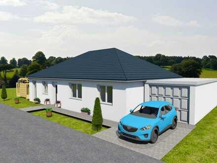Barrierefreies Traumhaus in massiver Bauweise
