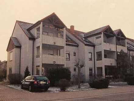 Gepflegte 3-Zimmer-Wohnung mit Balkon und EBK in Hockenheim
