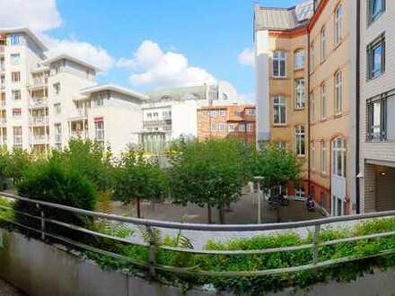 Concierge-Service, City - Ruhe - Balkon - Jungfernstieg - Alster