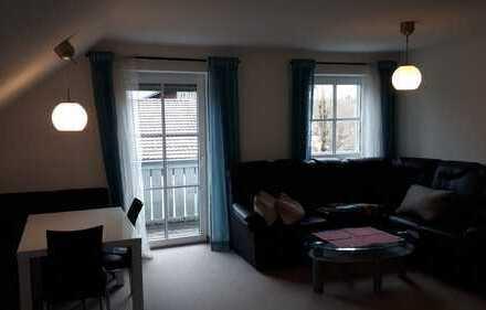 3-Zimmer-Wohnung mit Balkon und Einbauküche in Aitrang