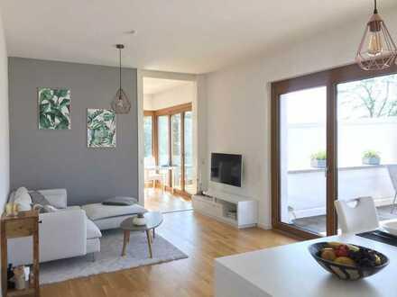 Luxus Terrassenwohnung in top Lage - möbliert - provisionsfrei