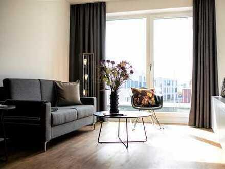 Wohnen auf Zeit in der Hafencity - attraktives 2 Zimmer- Apartment