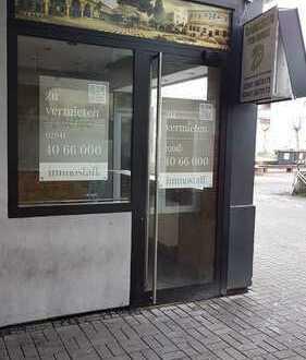 PIZZERIA/DÖNER/IMBISS! Kleines Ladenlokal, perfekt für Gastronomiegründer! PROVISIONSFREI!