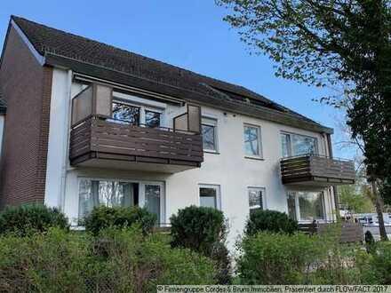 bezugsfreie Eigentumswohnung im Dachgeschoß mit Balkon und Garage