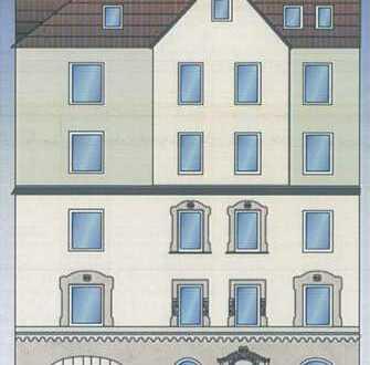Nürnberg-Südstadt, 3-Zi.-ETW mit Balkon, ren./san. Altbau, Selbst Bewohnen!!