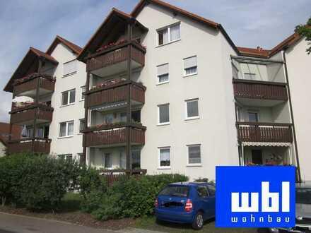 Tolle Wohnung im 1. Obergeschoss mit Balkon