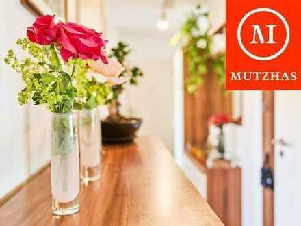 MUTZHAS - Morgensonne & Abendruhe - 3 Zimmer Wohnung mit Balkon & Gartennutzung
