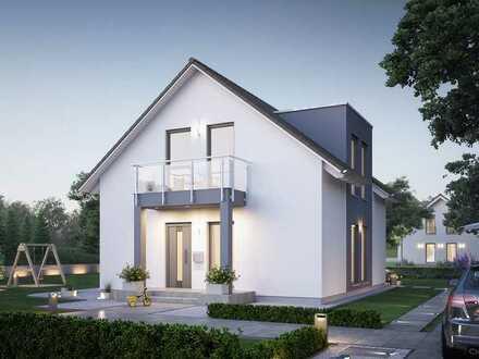 Ein Haus - drei Varianten. Mit Keller!