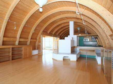 IW | Gemütliches Designerloft | Holzkamin | Dachterrasse !