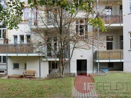 Attraktive 2-Zimmer-Wohnung mit zwei Balkonen im beliebten Wohnumfeld