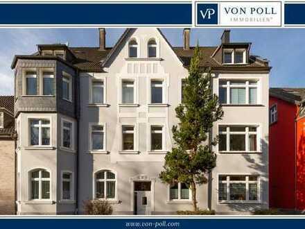 Großzügige 2-Zimmer-Dachgeschosswohnung mit Wohnküche im Volmetal