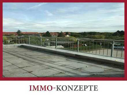Altersgerechte & komfortable Wohnung in schöner Lage mit XXL-Terrasse!