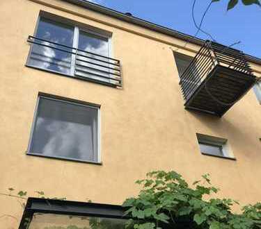 Ansprechende 3-Zimmer-Wohnung mit Loftcharakter, EBK und Kamin in Neuruppin