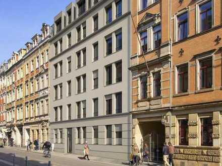 """""""Gö16"""" DD-Neustadt - Dachgeschoss - helles Singel Appartement 1,5 Zimmer zu verkaufen"""