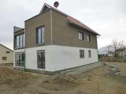 4 Zi. Neubau Traumwohnung mit 112qm Wfl., gr. Balkon, Garage und gehobener Ausstattung