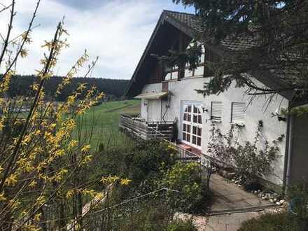 Haus mit Ausblick in Sankt Georgen im Schwarzwald