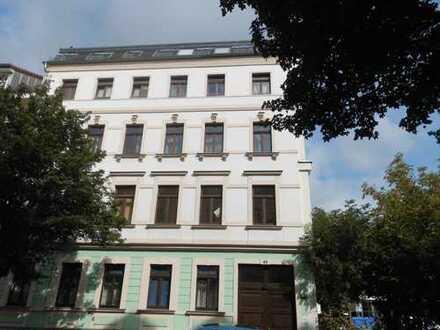 **WG geeignete 2-Raum Wohnung mit Balkon in der Nähe des Zentrums**
