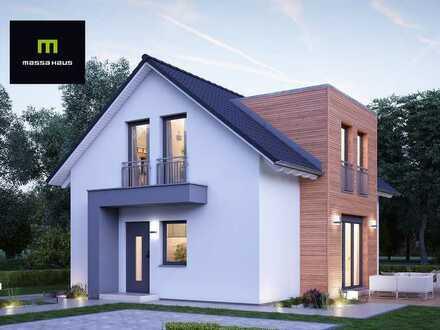 Modernes Einfamilienhaus - KfW 55 Förderung - Baukindergeld - auch ohne Eigenkapital