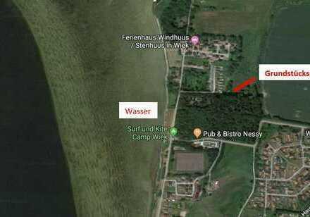 Rügen Wiek 6.000 m² Baugrundstück Top ruhige Lage