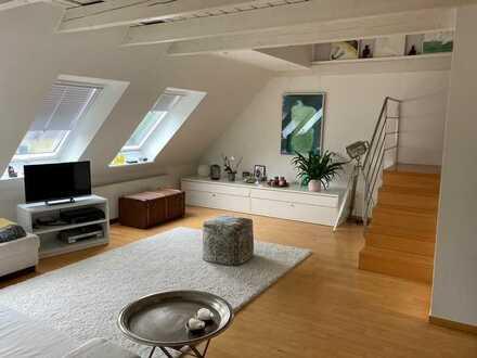 +++Penthouse-Maisonette-Galerie-Wohnung, 4 Zimmer + Galerie+++